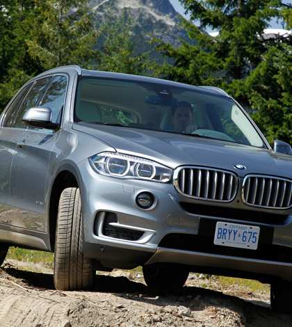 2014 BMW X5 combines luxury and performance