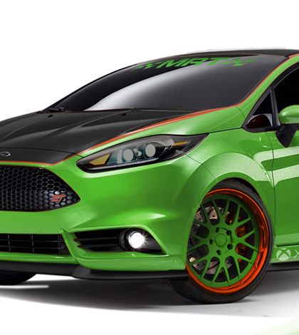 Ford to storm SEMA with over fifty customs