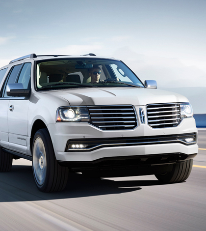 2015 Lincoln Navigator benefits from new style