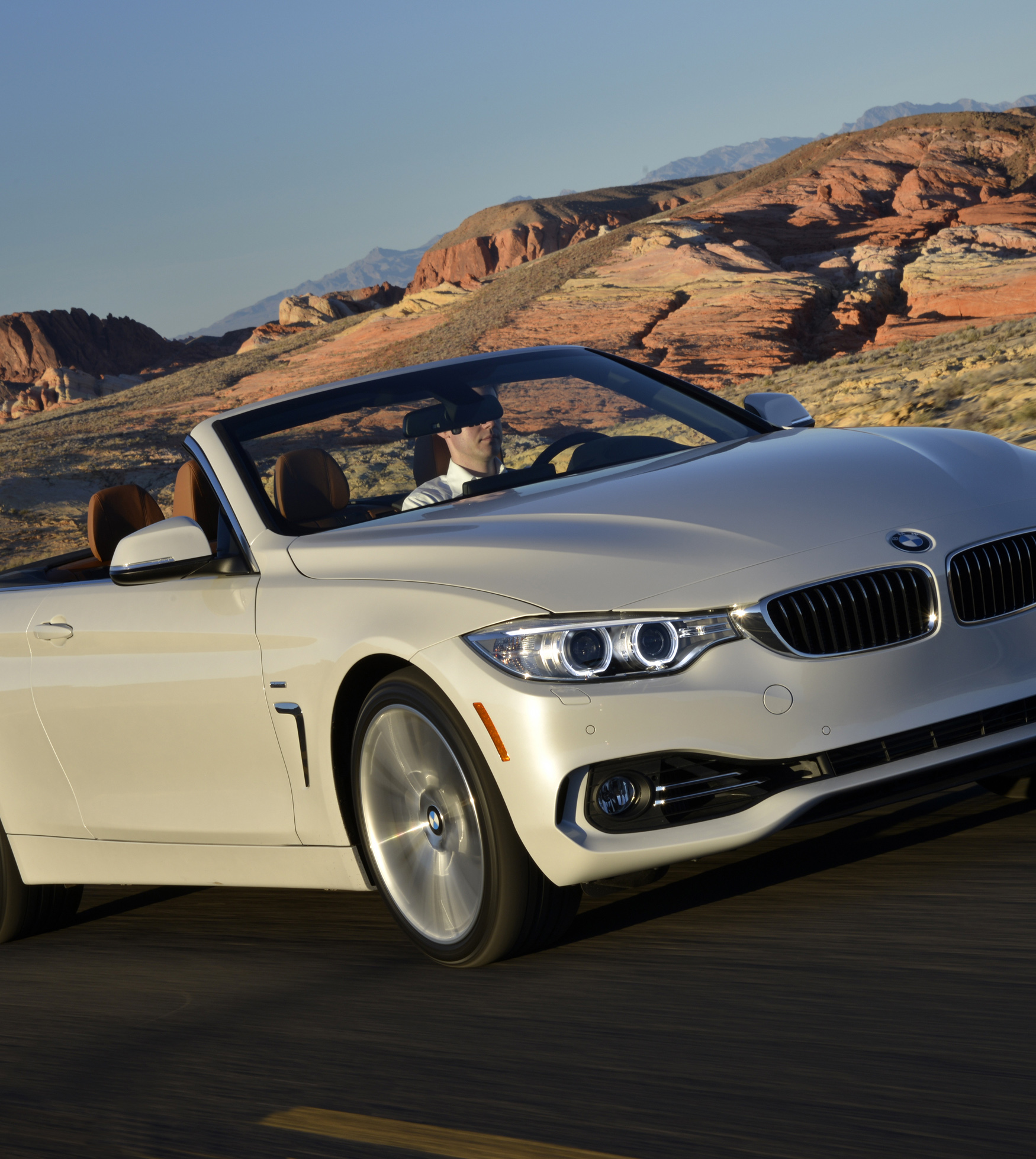 435i Convertible has BMW's spirit