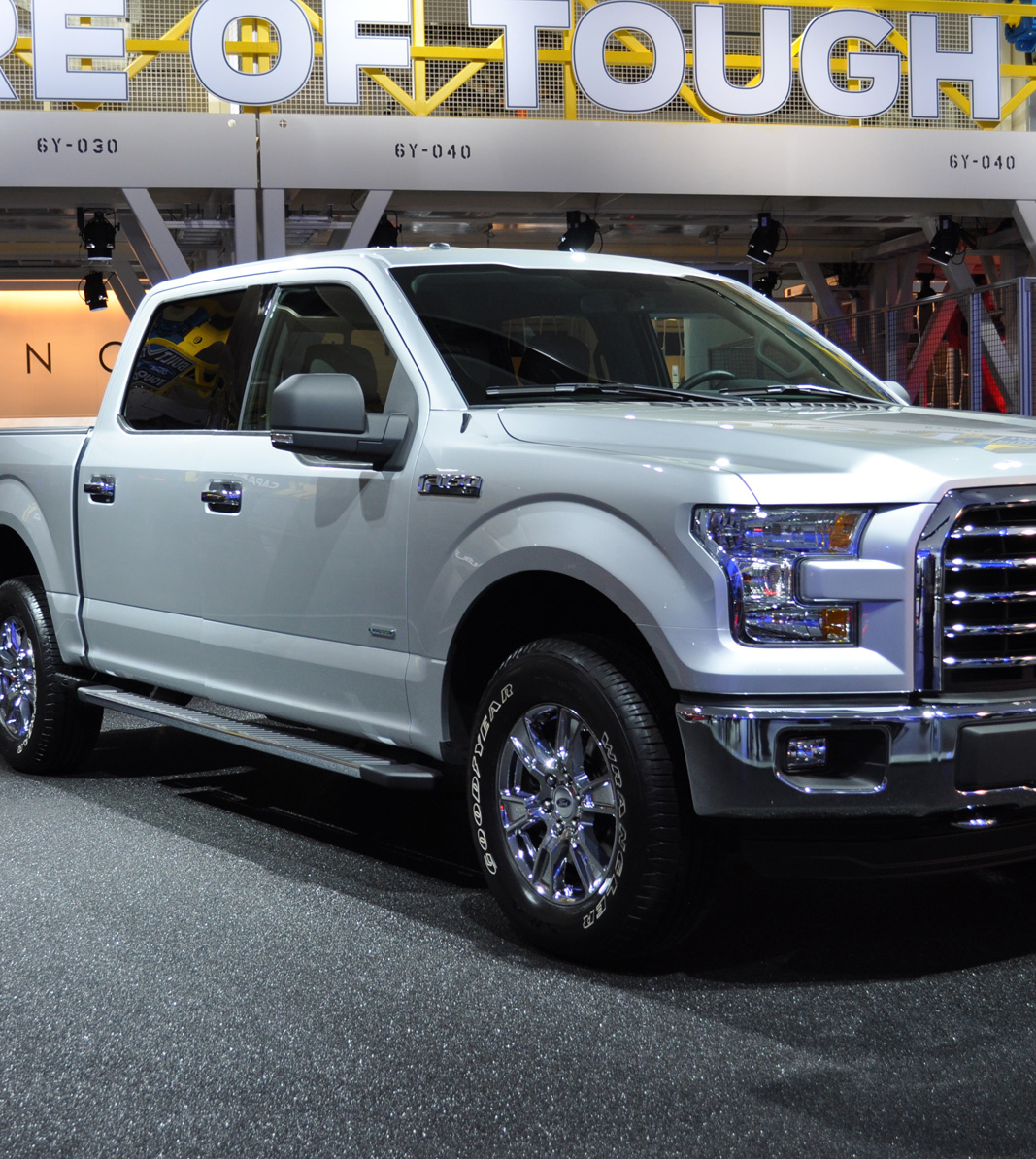 Ford F-150 goes for high-tech evolution