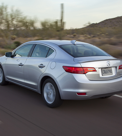2014 Acura ILX has bold moves