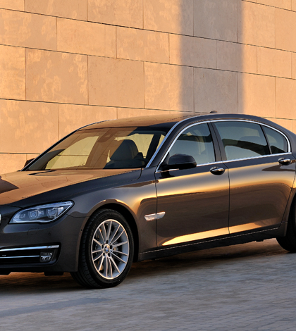 BMW 740LD xDrive due to arrive this spring