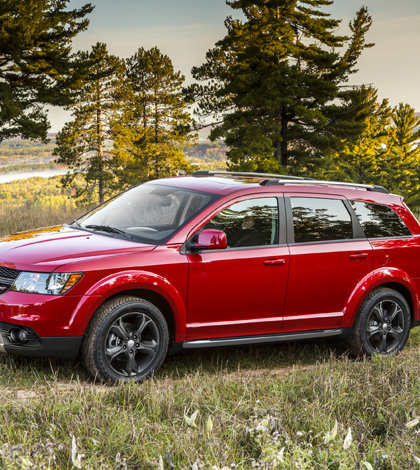 Dodge Journey Crossroad introduced
