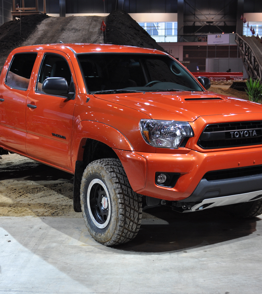 Toyota introduces TRD Pro Series off-roaders