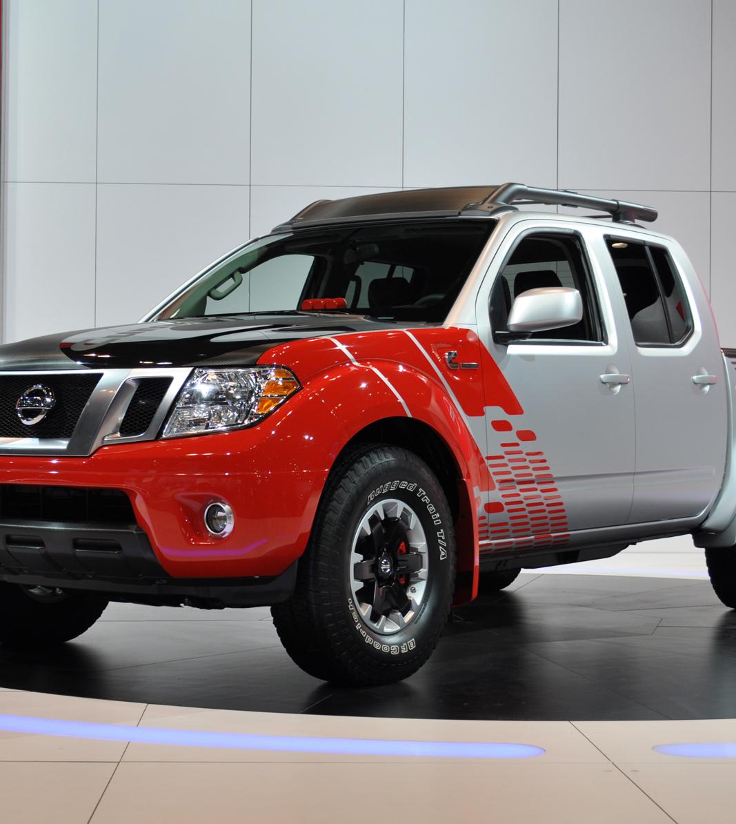 Nissan Frontier Diesel Runner in Chicago